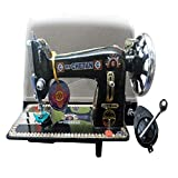 Mychetan LTC4 Straight Stitch Sewing Machine With Cover