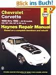 Chevrolet Corvette, 1968-1982 (Haynes...
