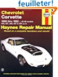 Chevrolet Corvette 1968 Thru 1982: Al...
