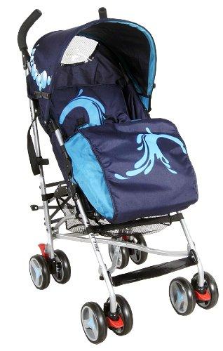 Pushchair / Baby Stroller ARTI Grand Blue Water World