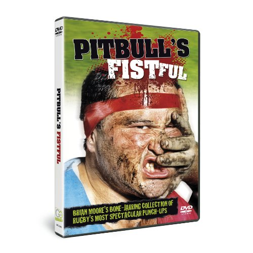 Pitbull's Fistful 2DVD Set (Pitbulls Punch Ups and Moore Pitbulls Punch Ups)