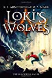 img - for Loki's Wolves (The Blackwell Pages) book / textbook / text book