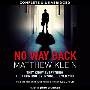 No Way Back | [Matthew Klein]