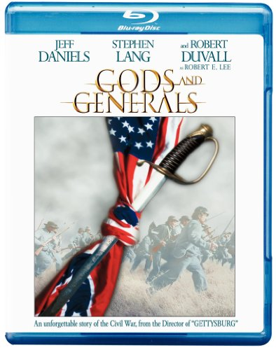 Cover art for  Gods and Generals [Blu-ray]