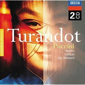 Puccini: Turandot / Act 3 - So il tuo nome!