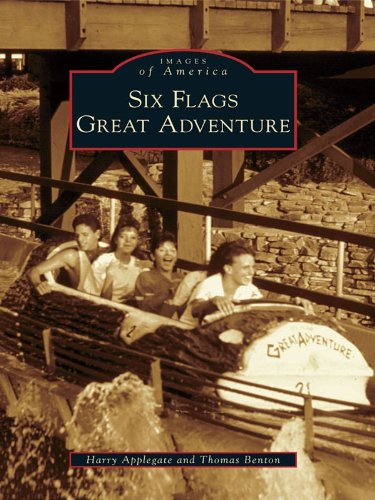 six-flags-great-adventure-images-of-america-english-edition