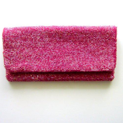 MoynaMoyna Pink Clutch