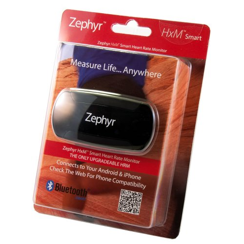 Zephyr HxM Smart Heart Rate Monitor