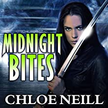 Midnight Bites: Chicagoland Vampires Series #8.5 (       UNABRIDGED) by Chloe Neill Narrated by Sophie Eastlake