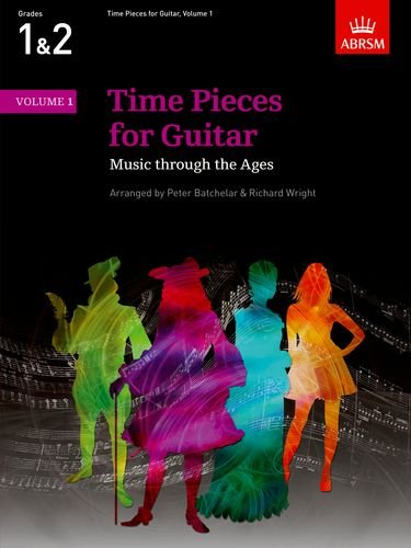 time-pieces-for-guitar-volume-1-music-through-the-ages-in-2-volumes-v-1-time-pieces-abrsm