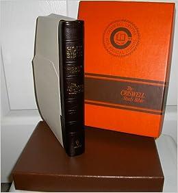Criswell Study Bible: 9780840704528: Amazon.com: Books