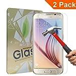 Yokimico 2 Pack Samsung Galaxy S6 Fil...