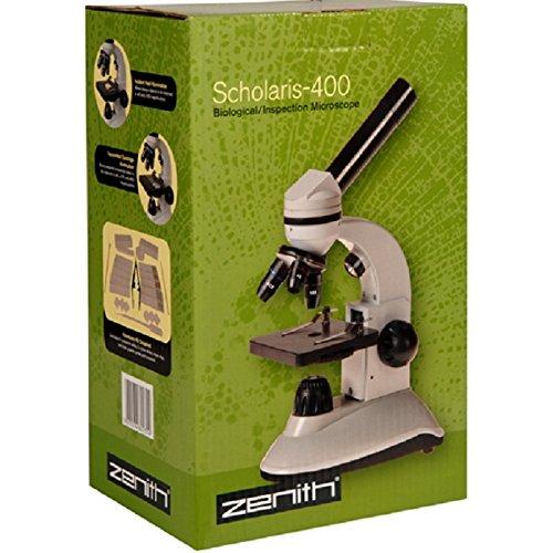 zenith-scholaris-400-dual-led-biological-inspection-microscope