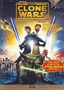 Star Wars: The Clone Wars / Star Wars: La Guerre des clones (Bilingual) (Sous-titres français)