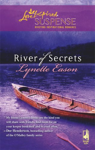 Image of River of Secrets (Amazon Adventure Series #2) (Steeple Hill Love Inspired Suspense #114)