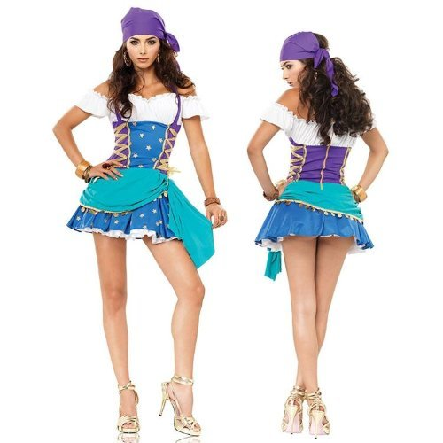 Sexy Gypsy Princess Adult Costume