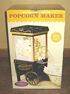 Nostalgia Electrics Old Fashioned Hot Air Popcorn Maker