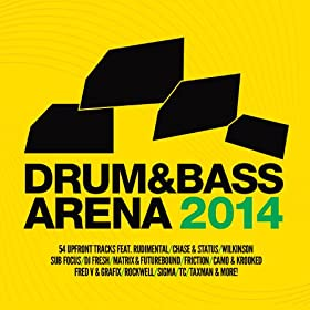 Drum & Bass Arena 2014 (Continuous Mix 2)