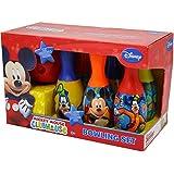 Set Topolino Bowling Playset giocattolo Bowling Bambini Bowling Disney Mickey Mouse