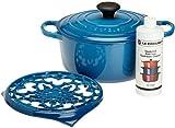 Le Creuset Cast Iron Cookware Gift Set, Marseille