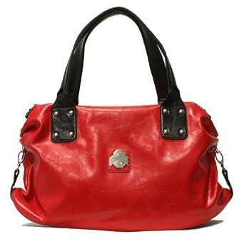Ohio State Buckeyes Showtime Handbag by Yima by Yima