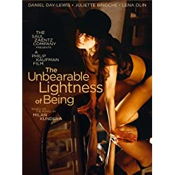 The Unbearable Lightness of Being: Special Edition