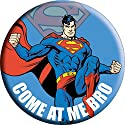 Button set DC Comics Superman Come at Me Bro Button (6-Piece), 1.25""