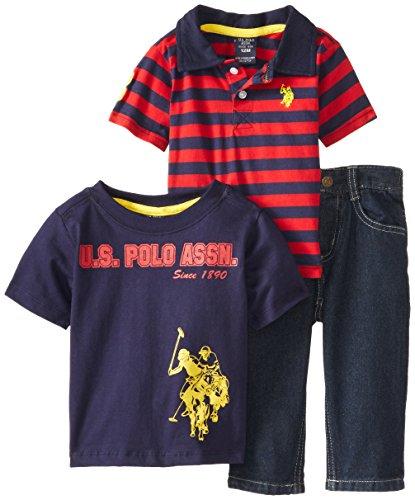 Polo Newborn Clothes