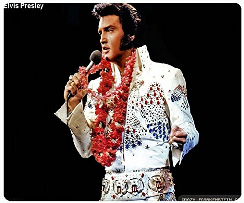 Elvis Presley Fan Art Custom Design Cool Gaming Mousepd Mouse Pad Mat (Cool Fan Mouse compare prices)