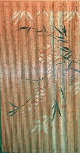 bamboo-fifty-four-5274-orange-scene-curtain