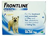 Frontline Spot On for Medium Dogs 10-20kg (6 Pack)