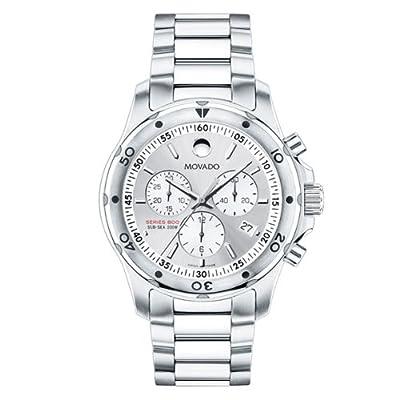 Movado Men's 2600077 Series 800 Performance Steel Bracelet Watch