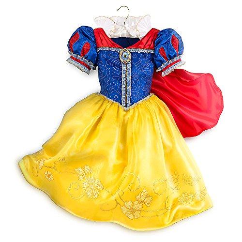 [Disney Snow White Costume Kids 3] (Snow White Dress Costumes)