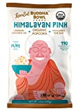 LesserEvil Buddha Bowl Himalayan Pink Popcorn - Organic Popcorn with Organic Coconut Oil and Himalayan Pink Salt, 5 Ounce (Pack of 12)