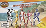 Power Rangers: Operation Overdrive Adventure (1423108353) by Kelman, Marcy