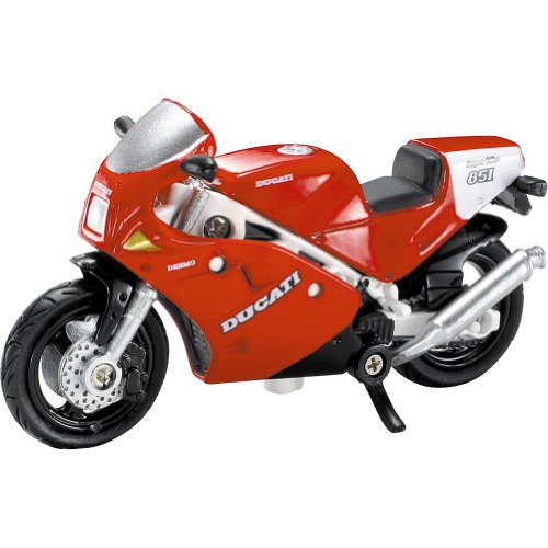 New Ray Ducati 1988 Superbike 851 Replica Motorcycle Toy - 1:32 Scale