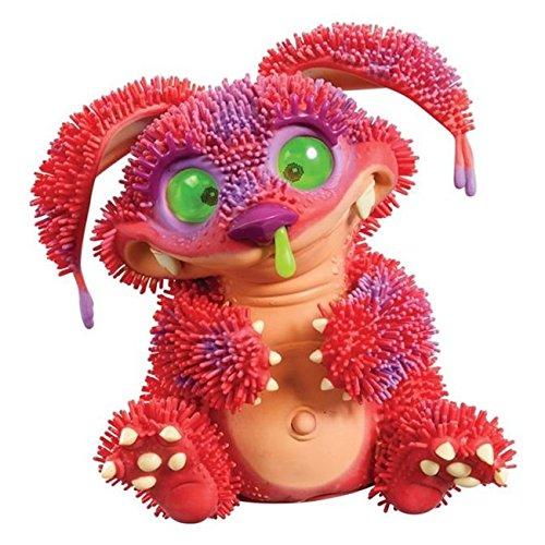 Giochi Preziosi 70781571 - Xeno Baby Monster - pupazzo interattivo 21 cm Rosso/Arancione