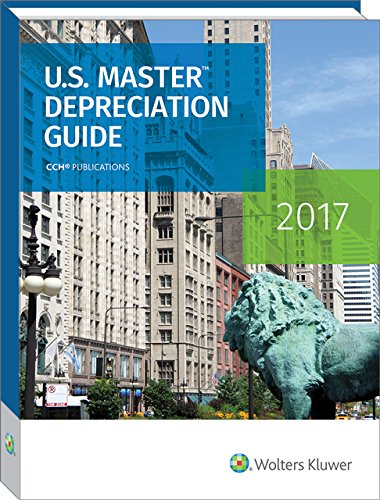 U.S. Master Depreciation Guide (2017) (Master Depreciation Guide compare prices)