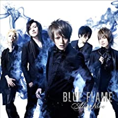BLUE FLAME(��������A)(DVD�t)