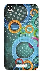 WOW Printed Designer Mobile Case Back Cover For Lava Iris X1 Mini