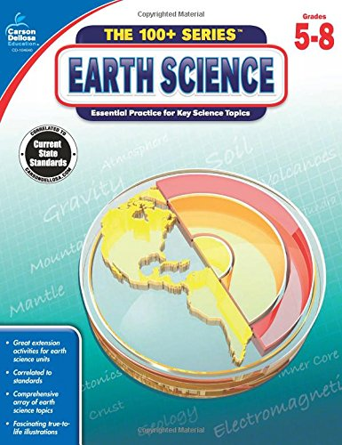 Earth Science (The 100+ Series(TM)) PDF