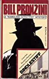 Bindlestiff: Nameless Detective Mystery (0770106579) by Pronzini, Bill