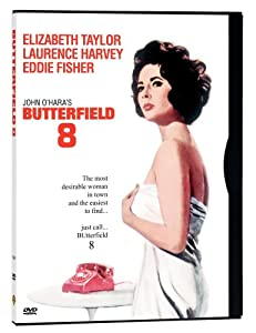 "Cover of ""BUtterfield 8"""