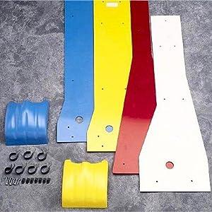 ATV SKID PLATE KAWASAKI BLACK, Manufacturer: MAIER, Manufacturer Part Number: 63175-0-AD, Stock Photo - Actual parts may vary.