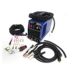 CT-312 Multi Welder Machine TIG/MMA/Air Plasma Cutter Welding 3 In 1 Functional from Francyqube