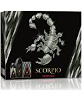 Scorpio Coffret Vertigo Eau de Toilette Déodorant Gel Douche 3 Flacons