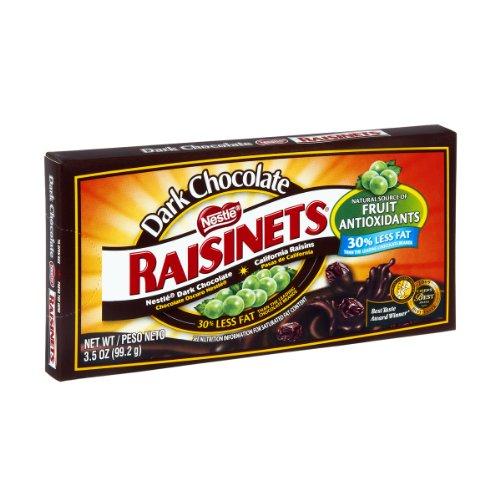 Nestle Raisinets California Rasins and Dark Chocolate