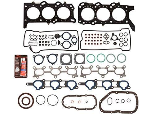 Oil Pan Gasket Set Fits 06-08 Suzuki Grand Vitara 2.7L V6 DOHC 24v