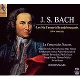 Les 6 Concertos Brandebourgeois Bwv 1046-1051