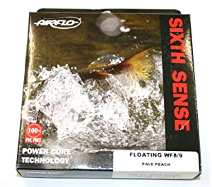 Airflo Sixth Sense Floating WF8/9F Pale Peach Fly Fly Line